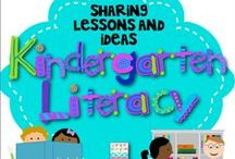 Kindergarten Literacy / This is a collaborative board to share crafts, ideas, and resources focused on Kindergarten Common Core Reading and Writing. Feel free to post up to 2 items for sale per day when pinning a 1:2 ratio of sale to free resources to encourage unique content. Otherwise please pin one paid item per day. Thank you for your contributions making our board the best Kindergarten Literacy destination on Pinterest! To join this board please visit my blog at kindergartenboomboom.blogspot.com for instructions. / by Cara Gingras Kindergarten Boom Boom