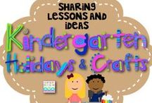 Kindergarten Holidays & Crafts / This is a collaborative board to share crafts, ideas, and resources focused on Kindergarten Holidays and Seasons. Feel free to post up to 2 items for sale per day when pinning a 1:2 ratio of sale to free resources to encourage unique content. Otherwise please pin one paid item per day. Thank you for your contributions making our board the best Kindergarten Holiday & Crafts destination on Pinterest! To join this board please visit me at kindergartenboomboom.blogspot.com.