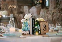 Outdoor Wedding - Reception Ideas / by Christal Crane