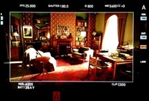 221b Baker Street - Setlock - may contain spoilers! / Production shots and possible spoilers from the set of BBC Sherlock.  / by Conny Kaufmann