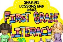 First Grade Literacy / This is a collaborative board to share crafts, ideas, and resources focused on First Grade Common Core Reading and Writing. Feel free to post up to 2 items for sale per day when pinning a 1:2 ratio of sale to free resources to encourage unique content. Otherwise please pin one paid item per day. Thank you for your contributions making our board the best First Grade Literacy destination on Pinterest! To join this board please visit my blog at kindergartenboomboom.blogspot.com for instructions.