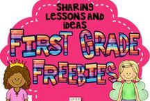 First Grade Freebies / This is a collaborative board to share FREE First Grade Products & Resources. Please keep total pins to a limit of 3 per day to encourage unique content. Thank you for your contributions making our board the best First Grade Freebies destination on Pinterest! To join this board please visit me at kindergartenboomboom.blogspot.com for instructions.  / by Cara Gingras Kindergarten Boom Boom