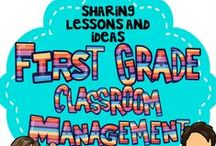First Grade Classroom Management / This is a collaborative board for Classroom Management ideas and products including classroom organization. Feel free to post up to 2 items for sale per day when pinning a 1:2 ratio of sale to free resources to encourage unique content. Otherwise please pin one paid item per day. Thank you for your contributions making our board the best First Grade Classroom Management destination on Pinterest! To join this board, please visit me at Kindergartenboomboom.blogspot.com.
