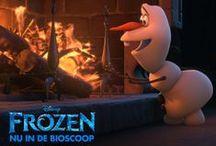Frozen / Nu in DVD & Blu-Ray