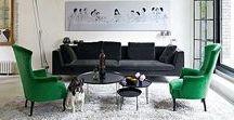 Lido - Living Room