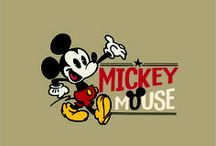 Mickey / Mickey Mouse board