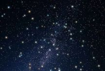 Star Gazing / I'm glad that I live in this beautiful world Heavenly Father created for me. / by Jaesi Jones