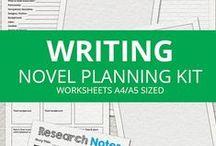 Novel Writing Resources