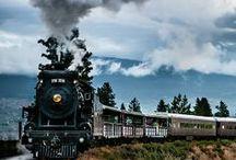 Trains and Locomotives