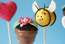 Cake Pops / by niner bakes