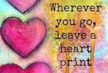 Little words of wisdom... / by Cass