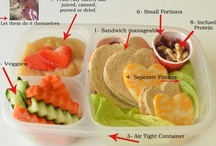 Bento, Lunches, & Kid Food / by Amy Kirchhoff