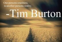 Tim Burton / by Madison Lundwall