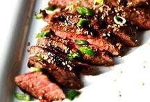 Food - Meat/Beef / by Jami Wallis
