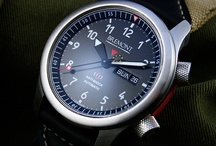 Bremont / Some Bremont watches I am currently coveting.