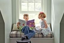 Libraries, reading nooks & home offices