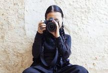 Yuriko Takagi - Photographer at her Studio in Tokyo / by The Selby