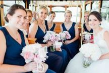 Lowcounty Weddings / No matter the size, we can help with everything for your special day from rehearsal dinners to transportation!