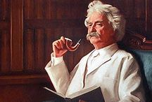 Mark Twain / by Perry Fulkerson