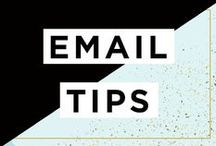 Email Tips   Small Biz, Entrepreneurs and Bloggers / Board for:: subject lines, content, best time to send, list growth, email design, newsletter design, email templates, mobile responsive email templates, using images, maintaining your email address list, building your email list, build your email list, email list, mailchimp, autopilot, zapier