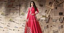 Dress Materials for Eid / Eid brings lots of colors, styles and traditions in our life and one of the greatest things which everyone likes and wants is new and latest fashioned Eid Salwar kameez and dresses.