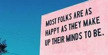 * get happy *