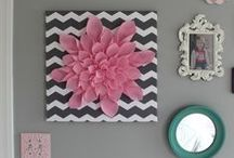 Home Decor Inspiration / Decor Ideas and Inspiration for our Home / by Nellie Fitzgibbon Bee Sew Happy Boutique