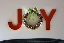 Christmas Deco / by Nellie Fitzgibbon Bee Sew Happy Boutique