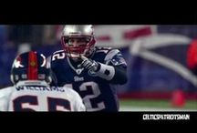 Memorable Clips (Videos) / by PatsGurls for New England Patriots