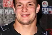 Rob Gronkowski (87) Pats TE / by PatsGurls for New England Patriots
