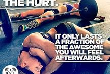 Crossfit / Quotes, inspirations, clothes, merch, and funnies / by Stephany Rogers