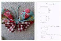 Creative sewing trip and tips / Oggetti in tessuto, ispirazioni, consigli e spiegazioni