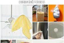 Rimedi casalinghi / Prodotti naturali per la casa (pulizia, ecc..) e consigli utili
