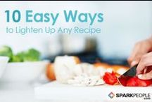 Cooking Tips / by SparkPeople