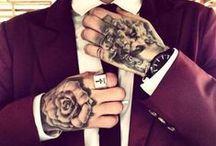Tattoos / by Caiah Luvs
