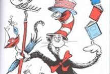 Dr. Seuss / by Tracy Jones