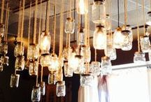 Lighting / by Upcycle That