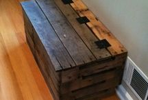 Cool Boxes/ storage ideas / by Gage Kelly