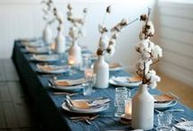 Party Perfect / Inspiration for your next gathering.