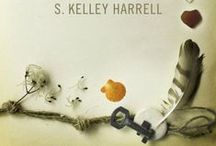 Soul Intent Arts | Book Covers Featuring S. Kelley Harrell / Covers of books by me or featuring my work.