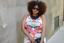 Plus Size and Perfect / Plus size fashion for the Cottonista who's chic, confident and curvy.