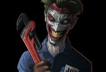 The Joker / by Charles Vale