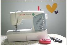 DIY: Sewing & Knitting  / Tutorials, tips, & inspirations for sewing & knitting projects :)
