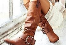 Boots / by Susan Barnhart