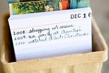 Upcycled gift ideas