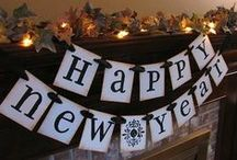 New Years / by Nellie Fitzgibbon Bee Sew Happy Boutique