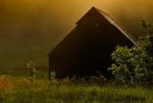 Barns / by Heather Magnusson