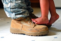 Military Inspiration / Great ideas for deployment for the kids.  Motivation, favorite songs, pics and sayings.