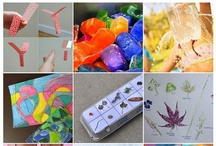 Things for the Kids / Experiments, crafts, things to do, inpiration