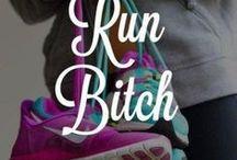 Run girl, run.